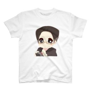 萌え将軍 T-shirts