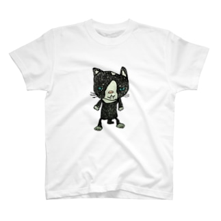 ブネコ2 T-shirts