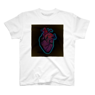 ハートビーティング T-shirts