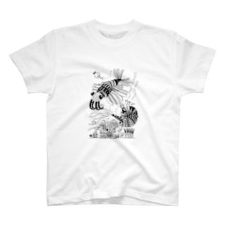 古代生物 その3 T-shirts