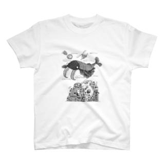 古代生物 その2 T-shirts