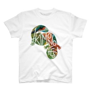 IKIMONO FES '21 KAWASEMI T-shirts