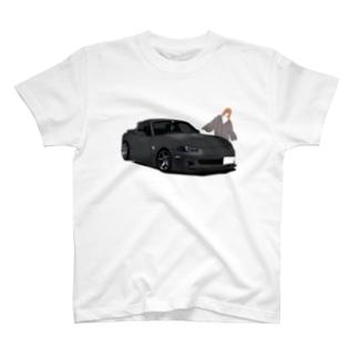 納車しました。④ T-shirts