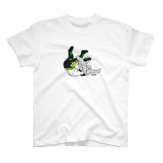 いぶし銀 T-shirts