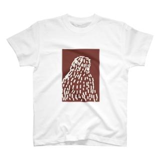冬の鳥 T-shirts