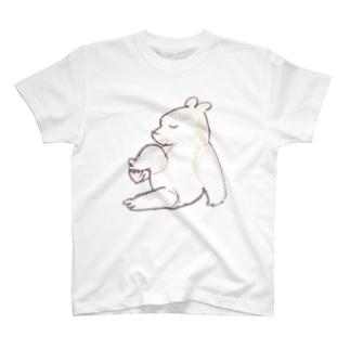 ヨガクマ T-Shirt