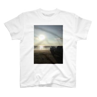 ocean シリーズ T-shirts