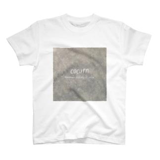 coeurn(ロゴ) T-shirts