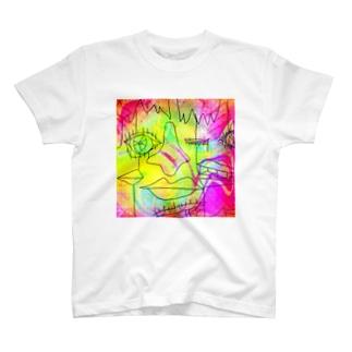 らくがき。 T-shirts