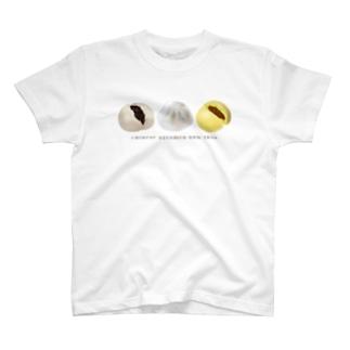 中華まんトリオ T-shirts