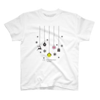 メリーからくりスマス! T-shirts