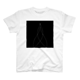 強さを感じる T-shirts