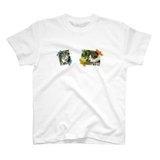フルカラーver.inlet_cats T-shirts
