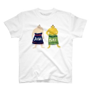 SUMO-TORI T-shirts