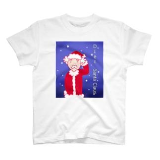 ダイエットサンタ T-shirts