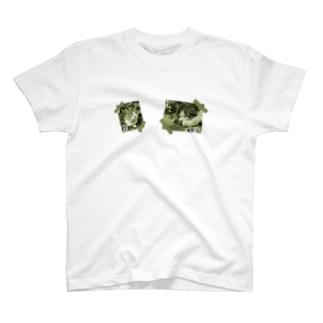 セピアver.inlet_cats  T-shirts