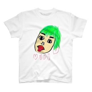 もさ子ちゃん T-shirts