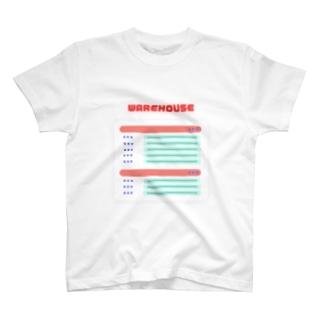 WAREHOUSE T-shirts