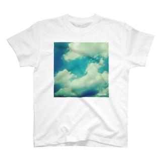 空を着るTシャツ Tシャツ