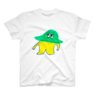 円盤ファミリー T-shirts