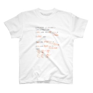 三大改革覚えるクン T-shirts
