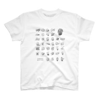 TANAKA MUTTON T-shirts