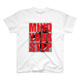 RED STEP T-shirts