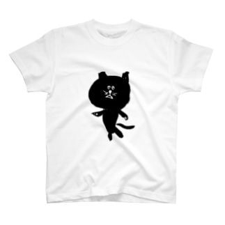 筆猫-fudeneko- T-shirts