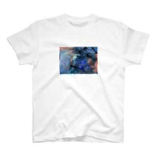 マリンブルーの詩 T-shirts