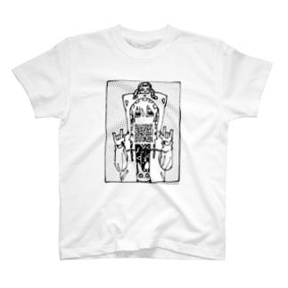 SS manga diary−慎本真−グッズショップのエス君誕生日記念Tシャツ T-Shirt