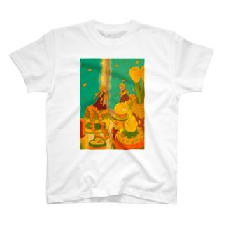 3:00 p.m. T-shirts