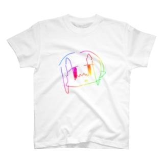 ゲーミングゆる隠花 T-shirts