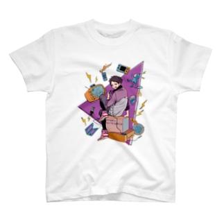 ライアンGaming show Tシャツ T-shirts