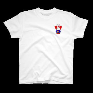 らくがきおきばのusa T-shirts