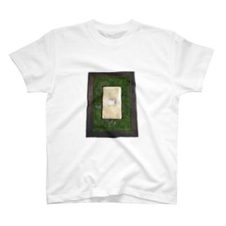 苔壁の不穏グッズ T-shirts