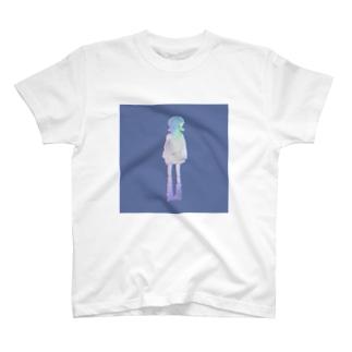 マスクガール T-shirts