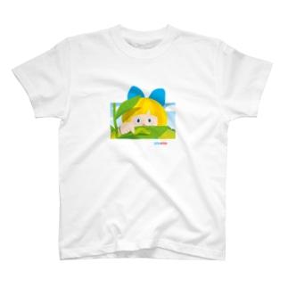 Maru&Mary 女の子メアリー T-shirts
