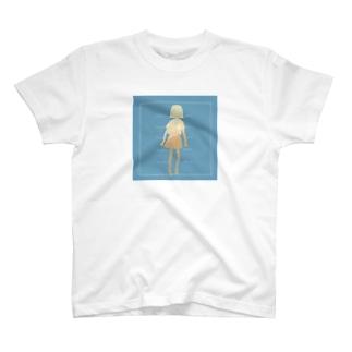 Tumbling down T-shirts