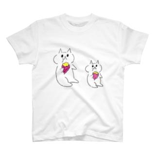 芋食い T-shirts