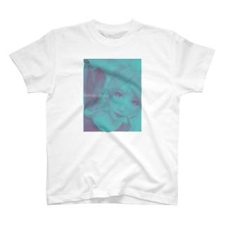 @paris_maika 美女T北海道 T-shirts