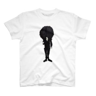 ファンキーソウルアフロ T-shirts
