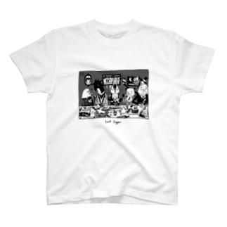 晩餐会 T-shirts
