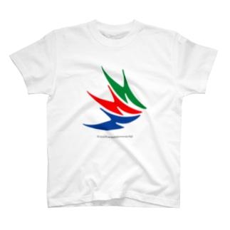 さいたぁマンマーク柄 T-shirts