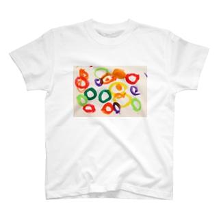 シャボン玉 T-shirts