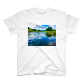 荒川(in栃木) T-shirts