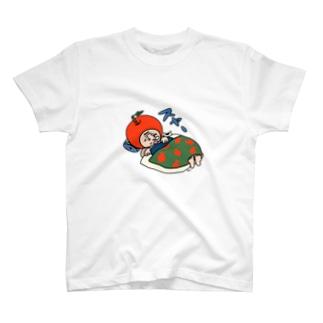 中林ういの三水家の人々 スヤー T-shirts