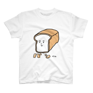 パンくんグッズ(bread man goods) T-shirts
