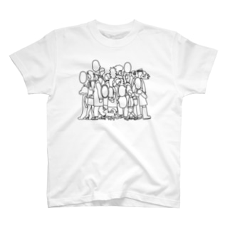 Peoples T-shirts