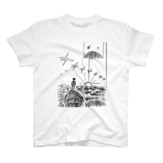 テレンス修行編 T-shirts