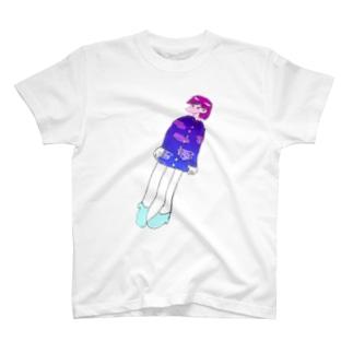人生なめてる T-shirts
